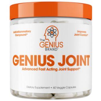 THE GENIUS BRAND Genius Joint 60 kap.