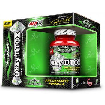 AMIX Oxxy-DTOX Antioxidant Formula 100 kap.