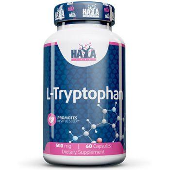 HAYA LABS L-Tryptophan 100 kap.