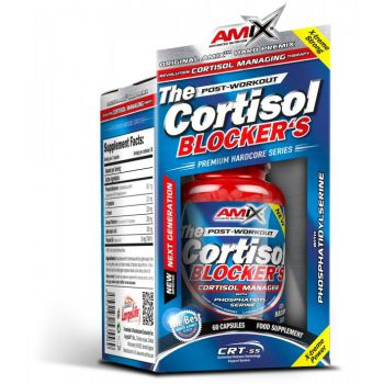 AMIX Cortisol Blocker's 60 kap.