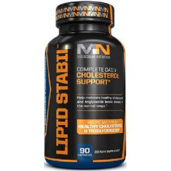 MOLECULAR NUTRITION Lipid Stabil 90 kap.