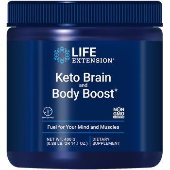 LIFE EXTENSION Keto Brain and Body Boost 400g