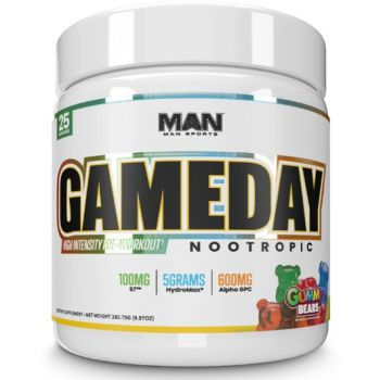 MAN Game Day Nootropic 282g