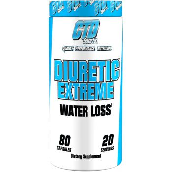 CTD SPORTS Diuretic Extreme 80 kap.