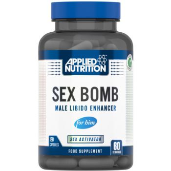 APPLIED NUTRITION Sex Bomb 120 kap.