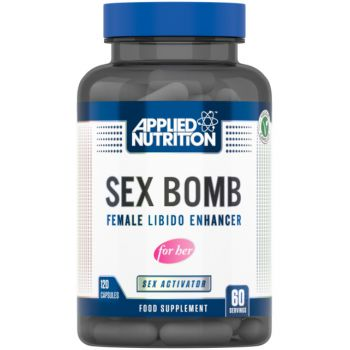 APPLIED NUTRITION SEX BOMB FOR HER 120 KAP.