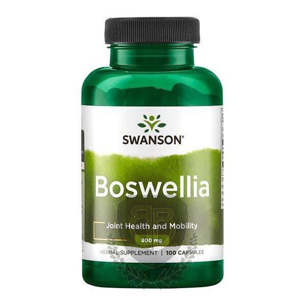 SWANSON Boswellia 100 kap.