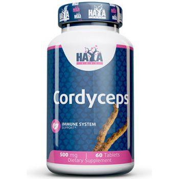 HAYA LABS Cordyceps 60 tab.
