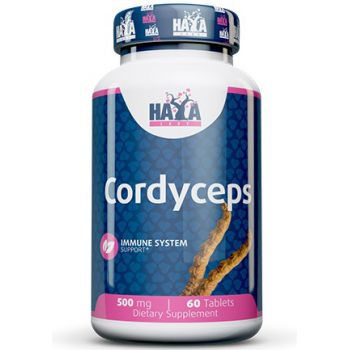 HAYA LABS Cordyceps 60 kap.