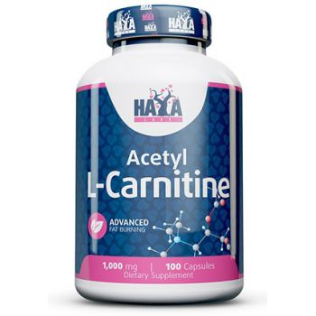 HAYA LABS ALC 100 kap. Acetyl L-karnityna