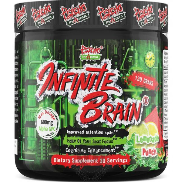 PSYCHO PHARMA Infinite Brain 117g