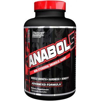 NUTREX Anabol 5 120 kap.