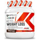 AMIX KetoLean Keto BHB Weight Loss 240g