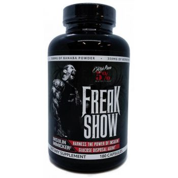 RICH PIANA 5% NUTRITION Freak Show 180 kap.