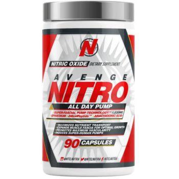 NTEL NUTRA Avenge Nitro 90 kap.