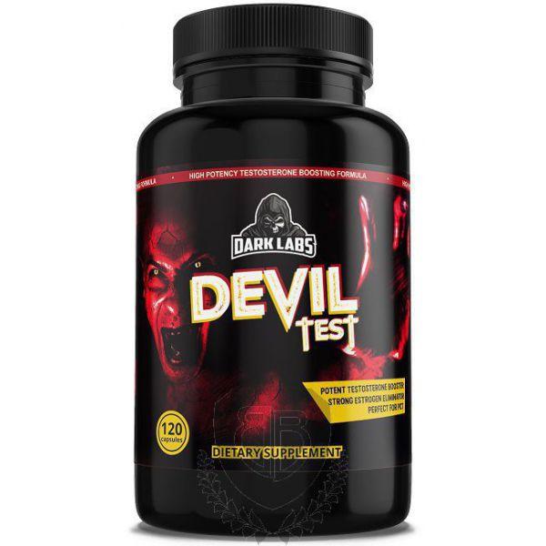 DARK LABS Devil Test 120 kap.