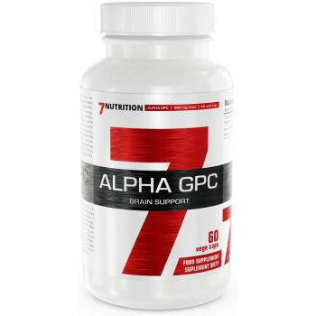7NUTRITION Alpha GPC 60 kap.