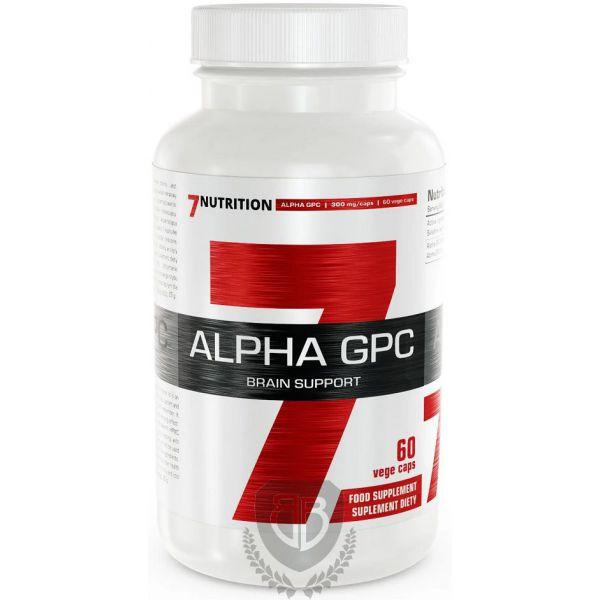 7NUTRITION Alpha GPC 60 kap.