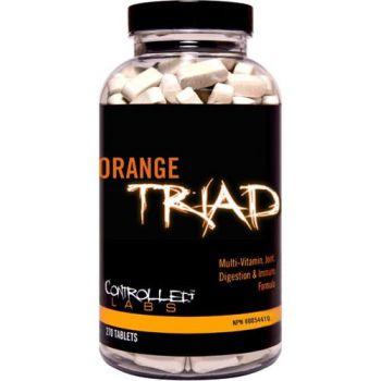 CONTROLLED LABS Orange Triad 270 tab.