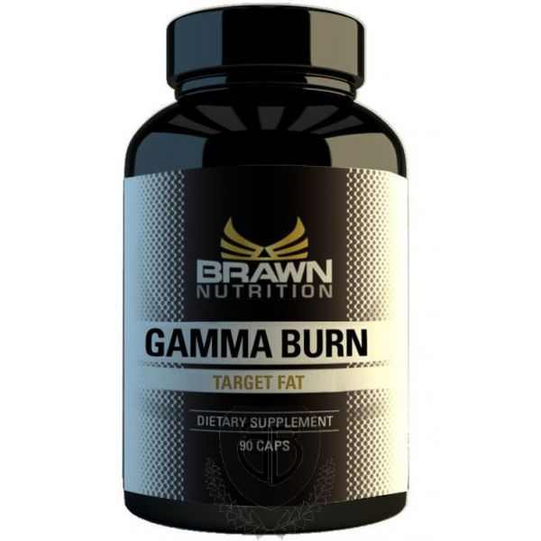 BRAWN NUTRITION Gamma Burn 90 kap.