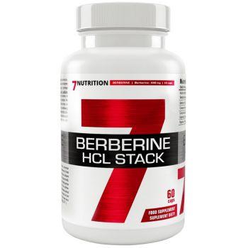 7NUTRITION Berberine HCL Stack 60 kap.