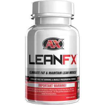 ATHLETIC XTREME Lean FX 84 kap.