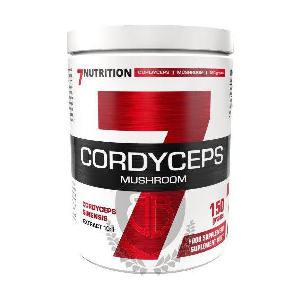7NUTRITION Cordyceps Mushroom 150g