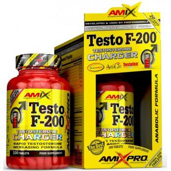AMIX Testo F-200 100 tab. TestoFuel
