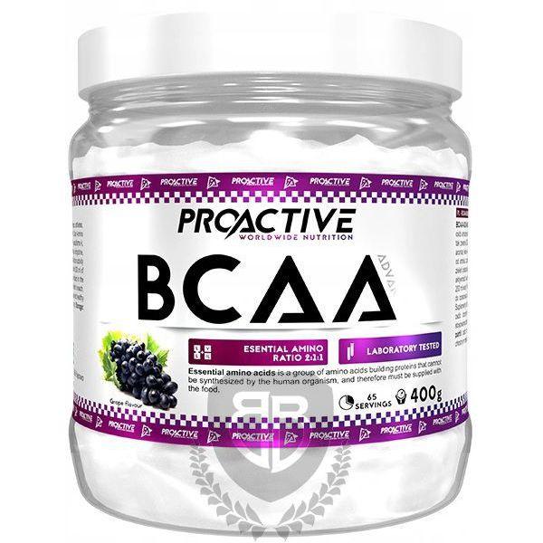 PROACTIVE BCAA Advanced 400g