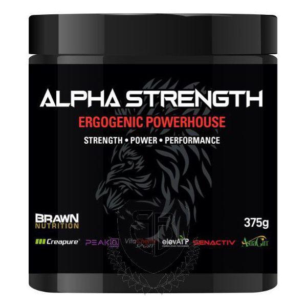 BRAWN Alpha Strength 375g