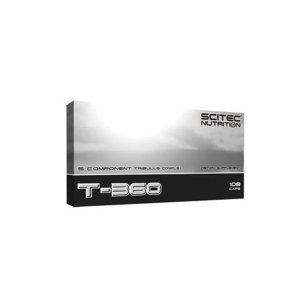 SCITEC T-360 TestoPump 108 kap.