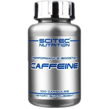 SCITEC Caffeine 100 kap.