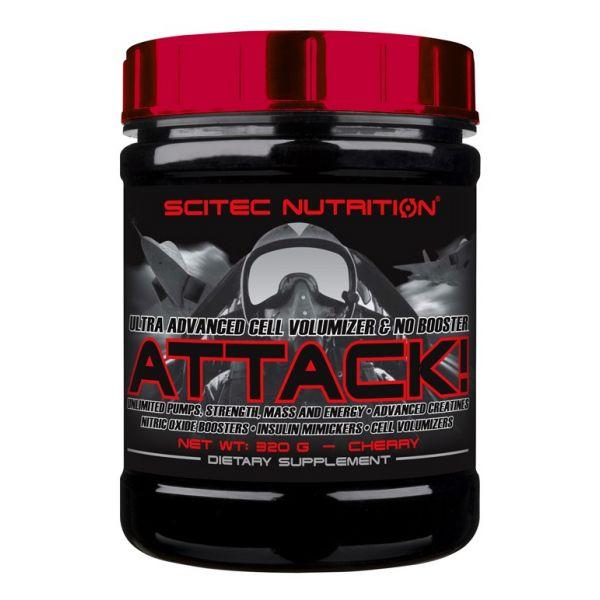 SCITEC Attack 320g