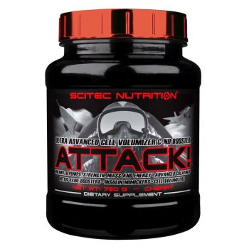 SCITEC Attack 2.0 720g USA