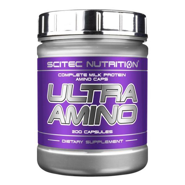 SCITEC Ultra Amino 200 kap.
