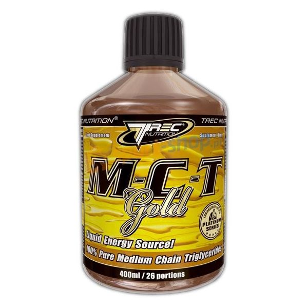 TREC Olej MCT 400ml