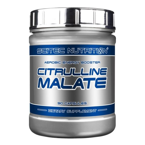 SCITEC Citrulline Malate 90kap.