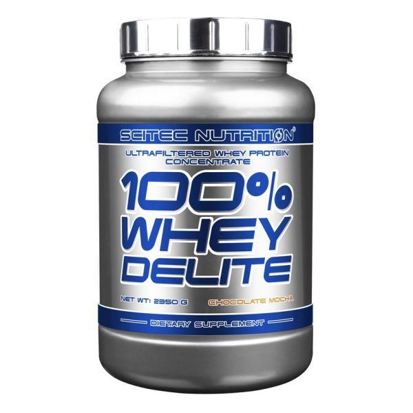 SCITEC 100% Whey Delite 920g