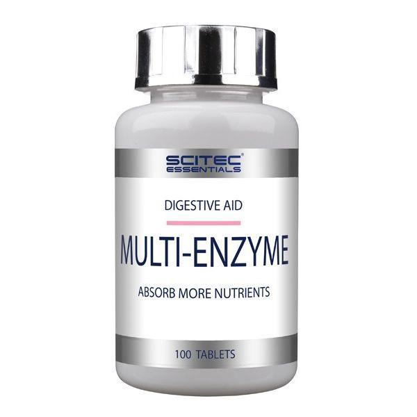 SCITEC Multi-Enzyme 100tab.
