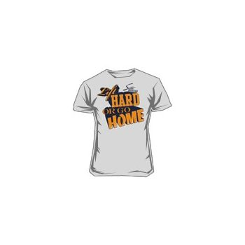 SCITEC Original T-Shirt - Lift Hard Or Go Home