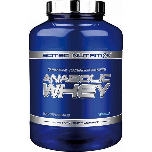 SCITEC Anabolic Whey 2300g
