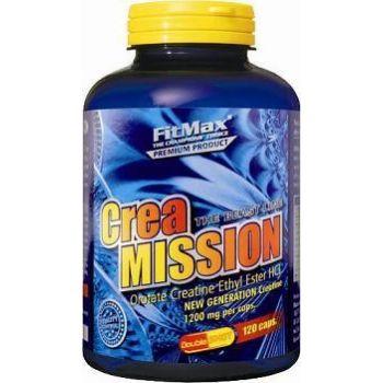 FITMAX Crea Mission 120kap.