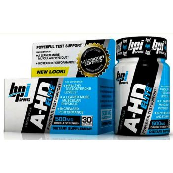 BPI A-HD Elite 30 kap. USA