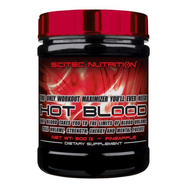 SCITEC Hot Blood 300g