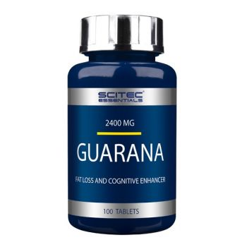 SCITEC Super Guarana 100 tab.