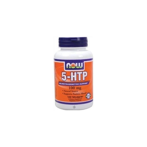 NOW FOODS 5-HTP 120 kap. 100mg