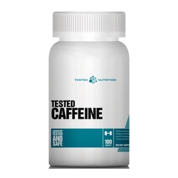 TESTED NUTRITION Caffeine Pro 100 tab.