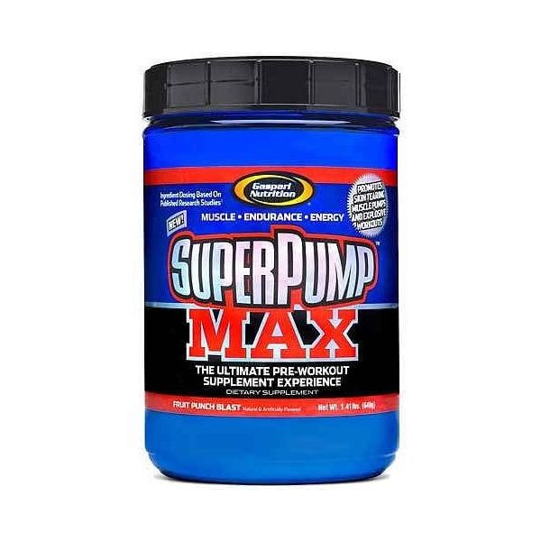 GASPARI SuperPump Max 800 g