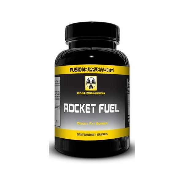 FUSION Rocket Fuel 90 kap.