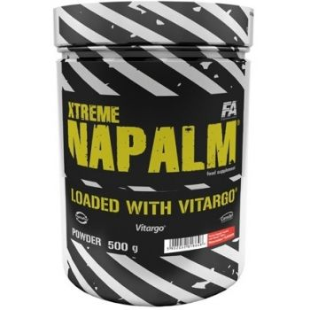 FITNESS AUTHORITY Xtreme Napalm 1kg